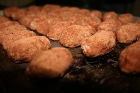 Irish potatoes 2