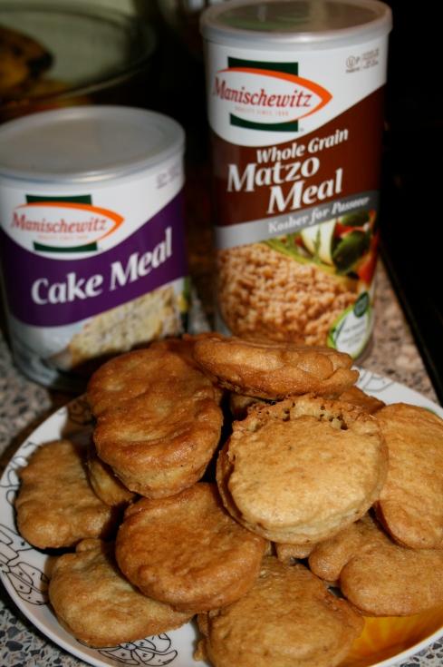 matzo meal latkes